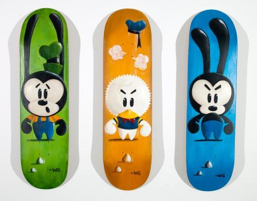 Skateboardsall