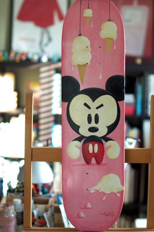 Mickeycream