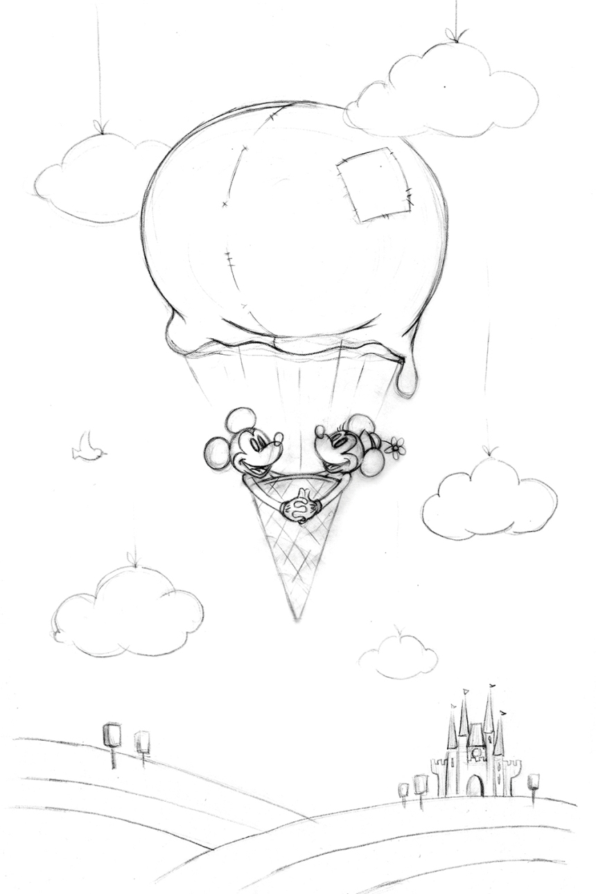 ice-cream-flight_sketch